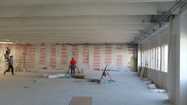 Fase cantiere